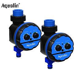 2x Таймер электрический с механическим управлением Aqualin 21039