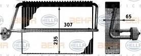 Испаритель кондиционера Hella 8FV351210701