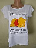 Стильная женская футболка, фото 4