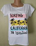 Стильная женская футболка, фото 5