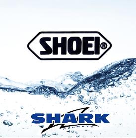 Пополнение в семье Biker Market - новая поставка мотошлемов Shark и Shoei