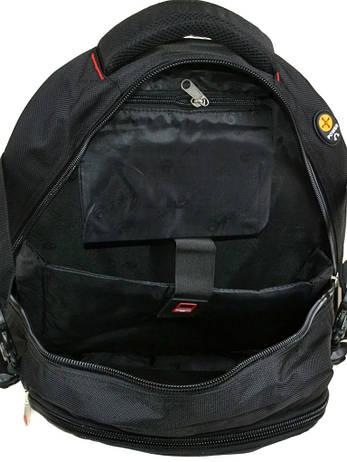Рюкзак Міський нейлон Power In Eavas 8705 черный, фото 2