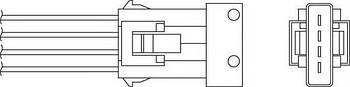 Лямбда-зонд BERU OPH013