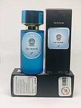 Tester чоловіча туалетна вода Versace Man Eau Fraiche 58 ml ОАЕ (репліка)