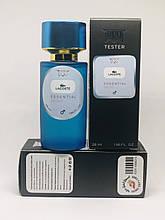Tester чоловіча туалетна вода Lacoste Essential Sport 58 ml ОАЕ (репліка)