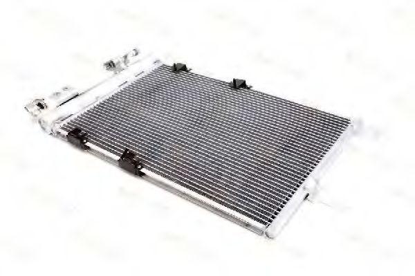 Радиатор кондиционера THERMOTEC KTT110001