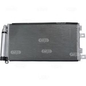 Радиатор кондиционера CARGO 260007