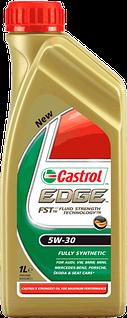 Масло моторное синтетическое EDGE FST 5W-30, 1л Castrol 14F947