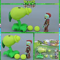 Іграшка Рослини проти зомбі Горохострел Фірмова упаковка Plants vs zombies