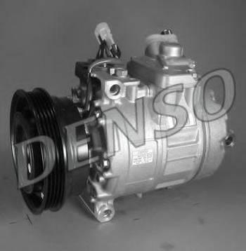Компрессор кондиционера Denso DCP02006