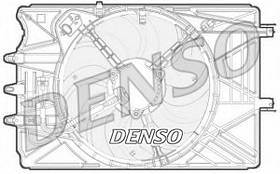 Вентилятор радиатора Denso DER09070