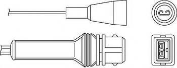 Датчик кислородный EPS 1997031