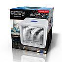 Кондиционер, климатизатор Easy Air Cooler Camry CR 7321- ОХЛАЖДАЕТ, ОЧИЩАЕТ, УВЛАЖНЯЕТ, фото 9