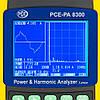 PCE-PA 8300 анализатор качества электроэнергии с функцией записи (Германия), фото 4