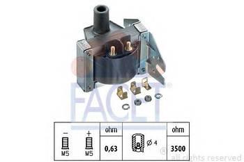 Катушка зажигания FACET 96025