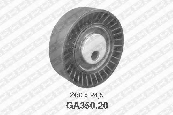 Натяжной ролик, поликлиновой ремень SNR GA35020