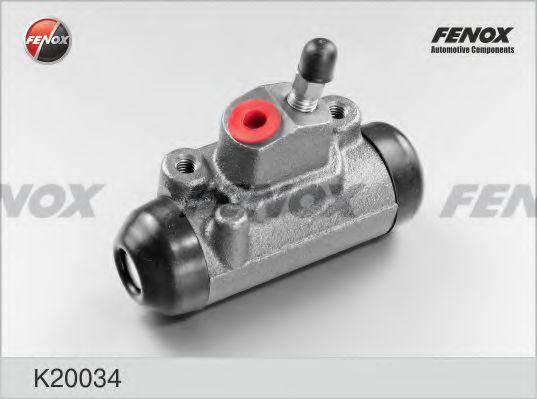 Цилиндр тормозной колёсный, задний FENOX K20034