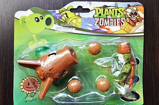 Іграшка Рослини проти зомбі Кокос Фірмова упаковка Plants vs zombies