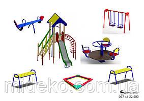 Детская площадка 2801