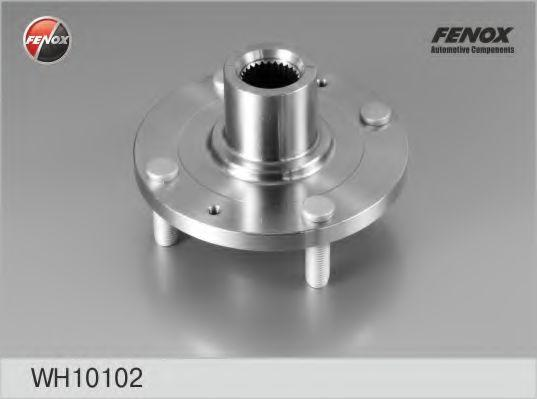 Ступица колеса переднего FENOX WH10102