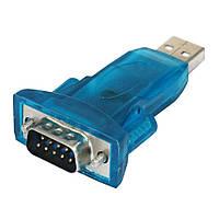Переходник-конвертер USB - COM (RS-232) ZX-U03-2A новый