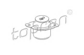 Опора двигателя Topran 103458