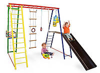 Спортивный детский комплекс (детская площадка) Disney 170/140/170