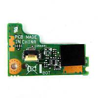 ASUS A550D, K550D, K550D, PX550DP, X550Z плата кнопки включения (69n0ppc10a01-01) бу
