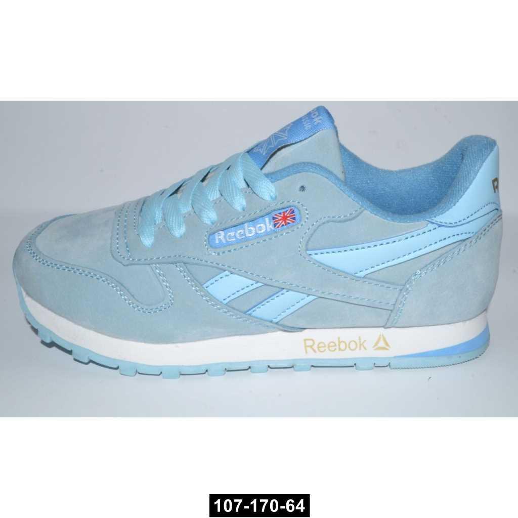 Женские, подростковые кроссовки Reebok, 36-39 размер, 107-170-64