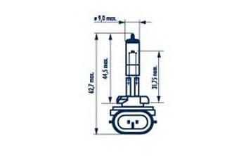 Лампа Hyundai/Kia 1864727009