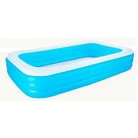 Надувной бассейн BestWay 54009 Семейный, фото 1