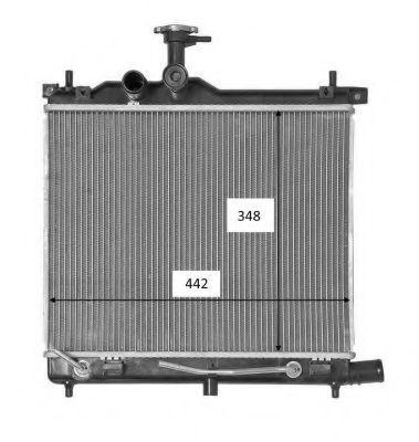 Радиатор Hyundai/Kia 253100X170