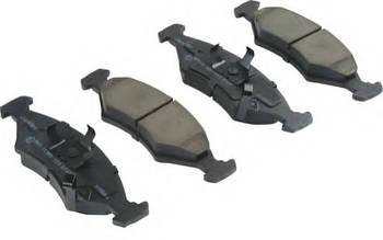 Комплект тормозных колодок, дисковый тормоз Hyundai/Kia 0K2393323Z