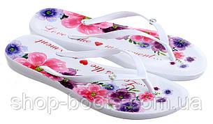 Женские вьетнамки оптом Gipanis. 36-40рр. Модель DS 42 - 5 мальвы, фото 2