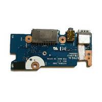 Asus ux330 ПЛАТА USB, AUDIO, CARDRADER ( UX330UA_IOBD Rev.2.1) бу