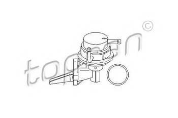 Топливный насос Topran 100219