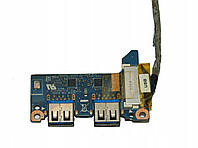 Asus ROG G75VW Плата USB бу