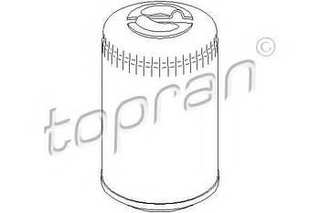 Фильтр масляный Topran 101447