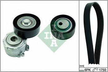 Ремень поликлиновый комплект INA 529009210