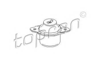 Опора двигателя Topran 102743