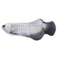 Игрушка-подушка антистресс Рыба речная 80см