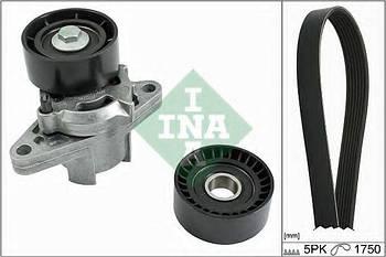 Ремень поликлиновый комплект INA 529008210
