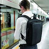 Рюкзак Bobby Бобби с защитой от карманников антивор USB разъем ave, фото 10
