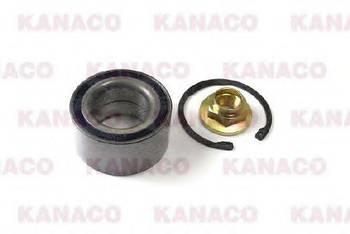Комплект подшипника ступицы колеса KANACO H10319