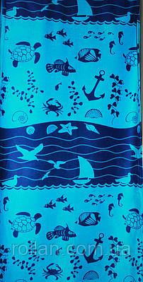 Пляжное полотенце Океан