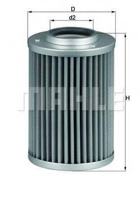 Гидрофильтр автоматическая коробка передач Knecht (Mahle) HX40