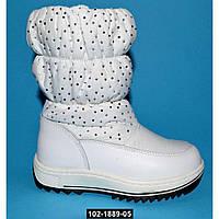 Зимние сапожки для девочки Тom.m, 32 размер / 19.2 см, дутики, сапоги, 102-1889-05