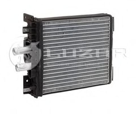 Радиатор отопителя LUZAR LRH01182B