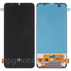 Дисплей для Samsung Galaxy A70 (2019) A705, модуль в сборе (экран и сенсор), OLED