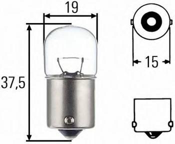 Лампа накаливания Hella 8GA002071251